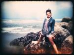 Went to Laguna Beach, Newport Beach, and Huntington Beach, CA.