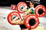 Michelle Kinney and Camille Leblanc-Bazinet